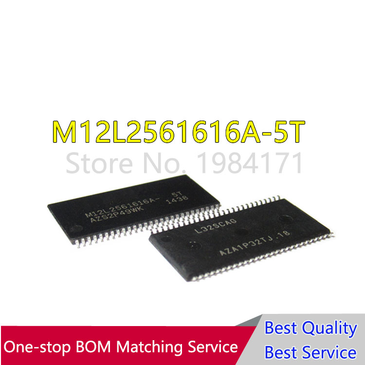 M12L2561616A 5T M12L2561616A TSSOP