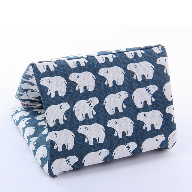 2017 Cute Animal whale Portable Insulated Canvas Lunch Bag Thermal Food Picnic For Women Kids Men Cooler Lunch Box Bag Tote