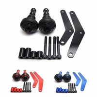 For Yamaha YZF R25 YZF R3 2015 2016 Crash Pads Frame Protector Sliders 5 Colors For
