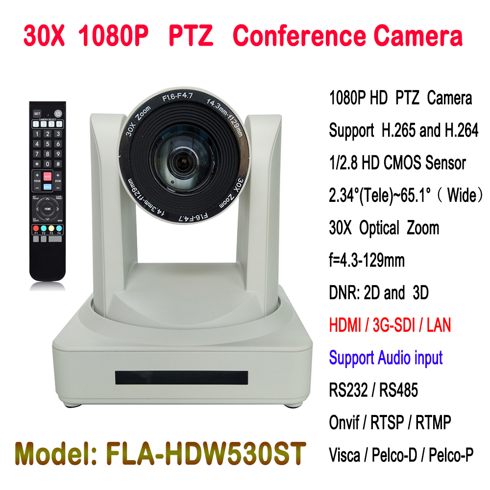 1080p PTZ 3G-SDI HDMI 30X Optical Zoom IP Conferencing studio broadcast and Professional AV camera1080p PTZ 3G-SDI HDMI 30X Optical Zoom IP Conferencing studio broadcast and Professional AV camera