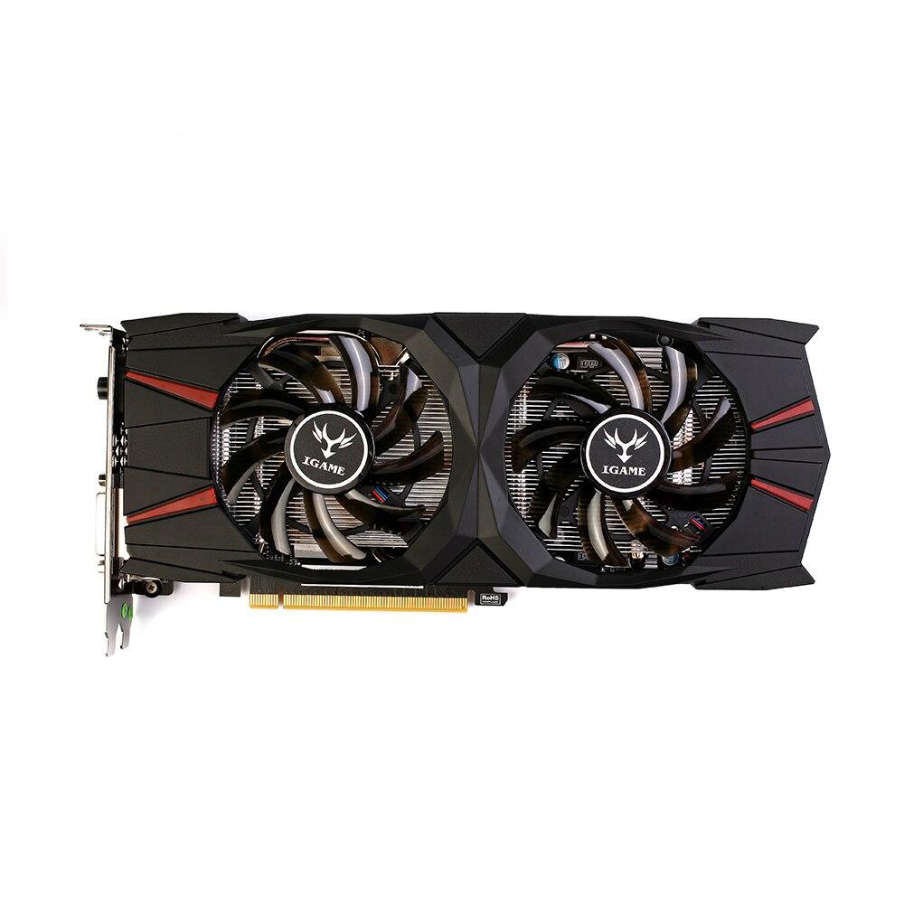 Colorful NVIDIA GeForce GTX 1060 3GB Video Graphics Card 8008MHz GDDR5 16nm 192bit