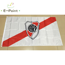 Argentina River Plate FC 3ft*5ft (90*150cm) Size Christmas Decorations for Home Flag Banner Type A Gifts