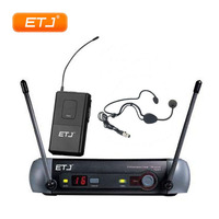 UHF профессиональная беспроводная микрофонная система PGX для сценического микрофона PGX4 PGX14 поясная гарнитура