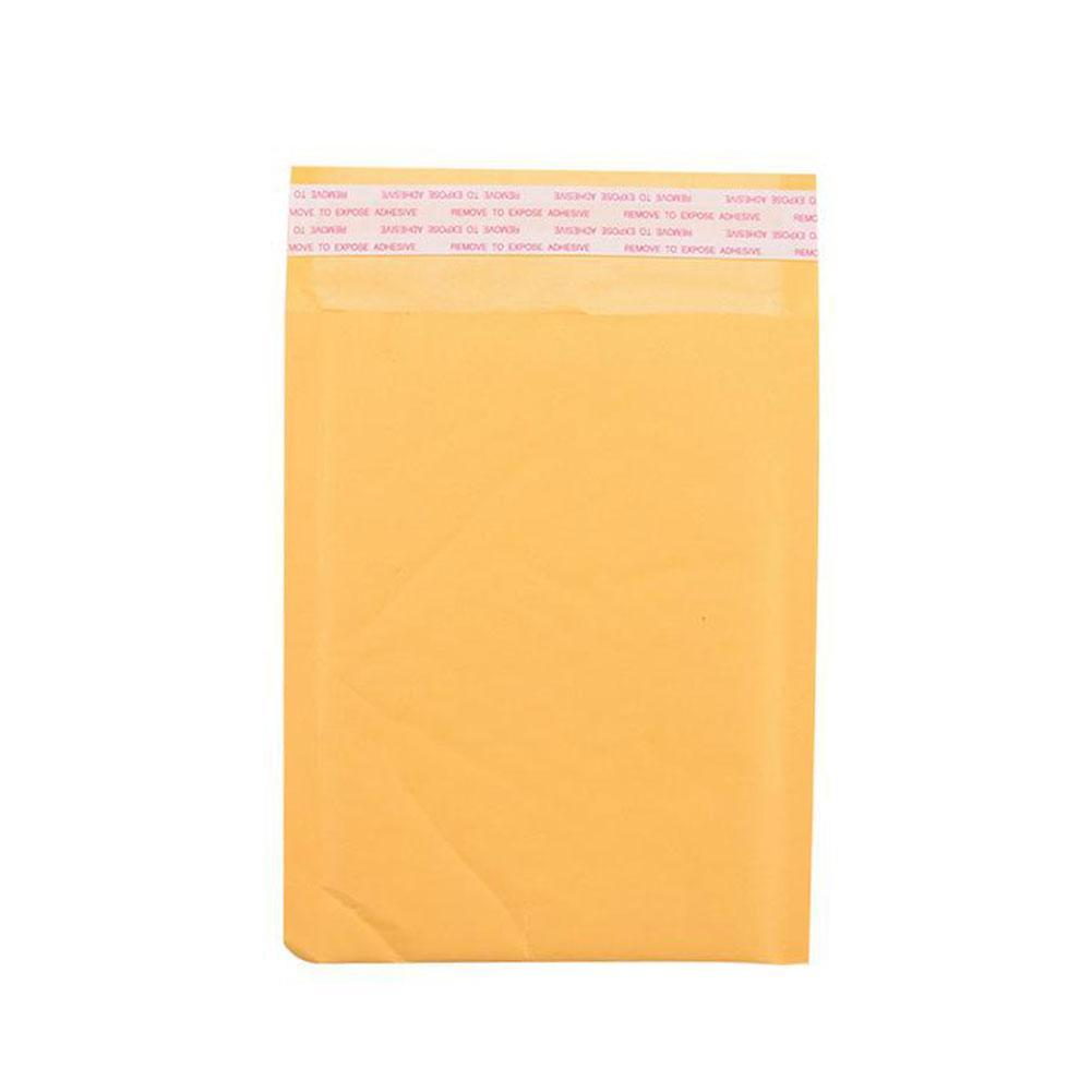 10 Pcs/lot Bubble Mailers Padded Envelopes Packaging Shipping Bags Kraft Bubble Mailing Envelope Bags