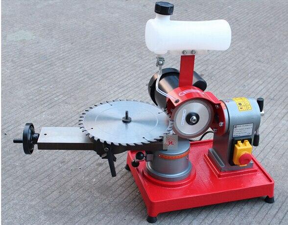 Machine à bois matel scie lame rectifieuse, scie rectifieuse, meuleuse