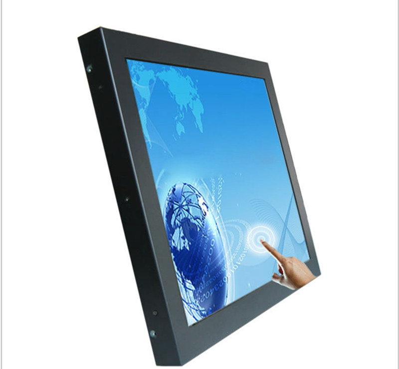 15 inch Industrial Touch Monitor supports a variety of industrial control systems r