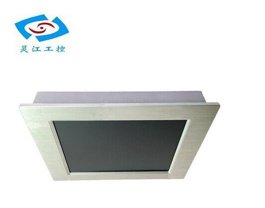 hot sale 8.4 Inch LCD display with touch screen Fanless Industrial Panel PC for kiosk