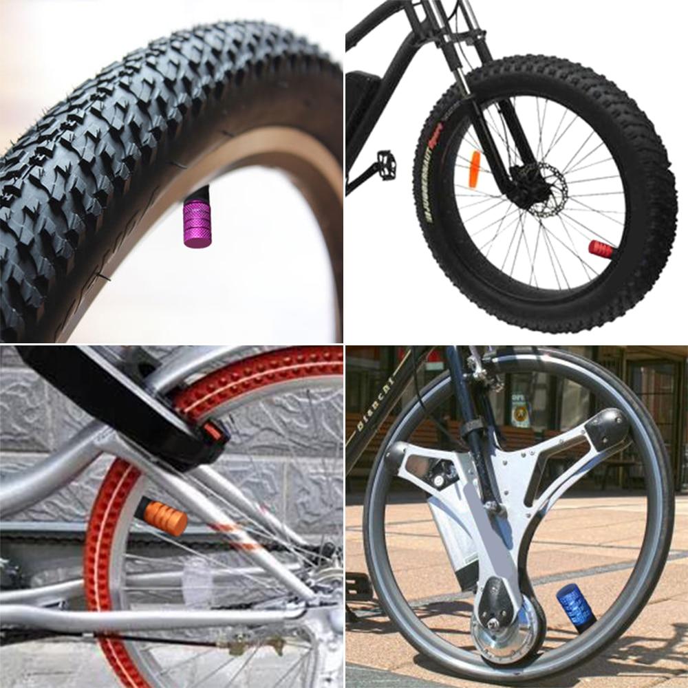 Car PRESTA to SCHRADER Valve Adapter Bicycle Road Racing Bike Inner Tube w// Sa