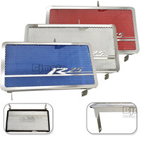 BJMOTO Motorcycle Stainless Steel Radiator Guard Cover Protector For Yamaha Yamaha R25 2013 2014 2015