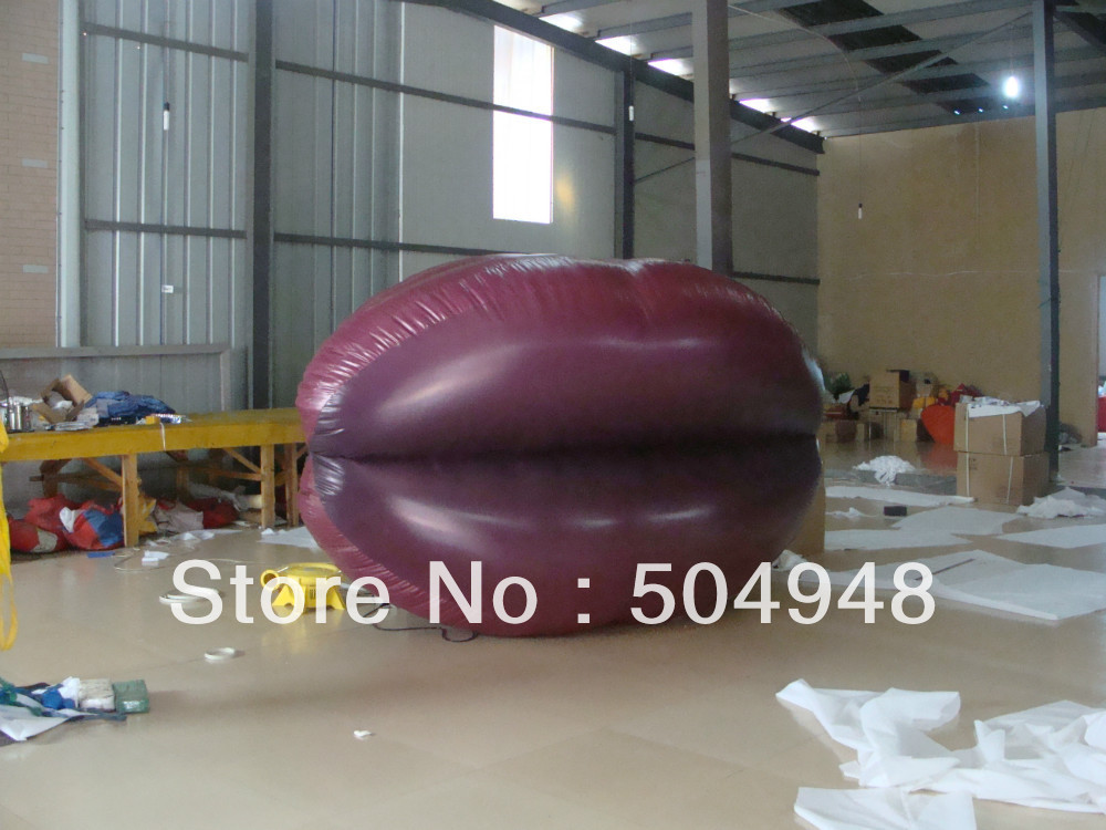 Customized Loved Inflatable Mouth Model морган райс loved