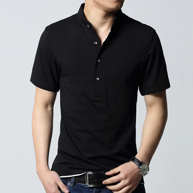 Men Polo Shirt 2016 Summer Style Men's Short Sleeve Shirt Polo New Man Cotton Casual Shirt Tide Plus Size 5xl Lapel 6629
