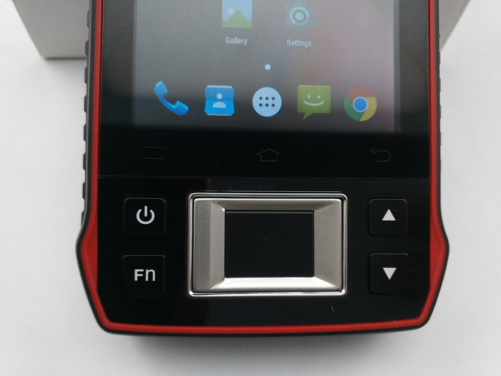 Handheld Terminal Fingerprint (5)