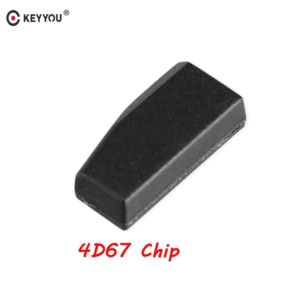 KEYYOU для Toyota CAMERY COROLLA PREVIA REIZ CROWN RAV4 для Lexus P28 4D ID 67 4D67 чип-транспондер
