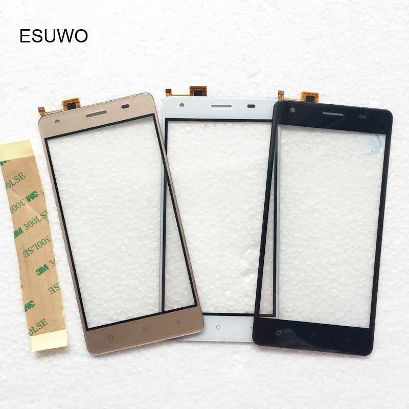 ESUWO Touch Screen Panel For DEXP Ixion ms550 Touchscreen Sensor Digitizer Front Glass Lens