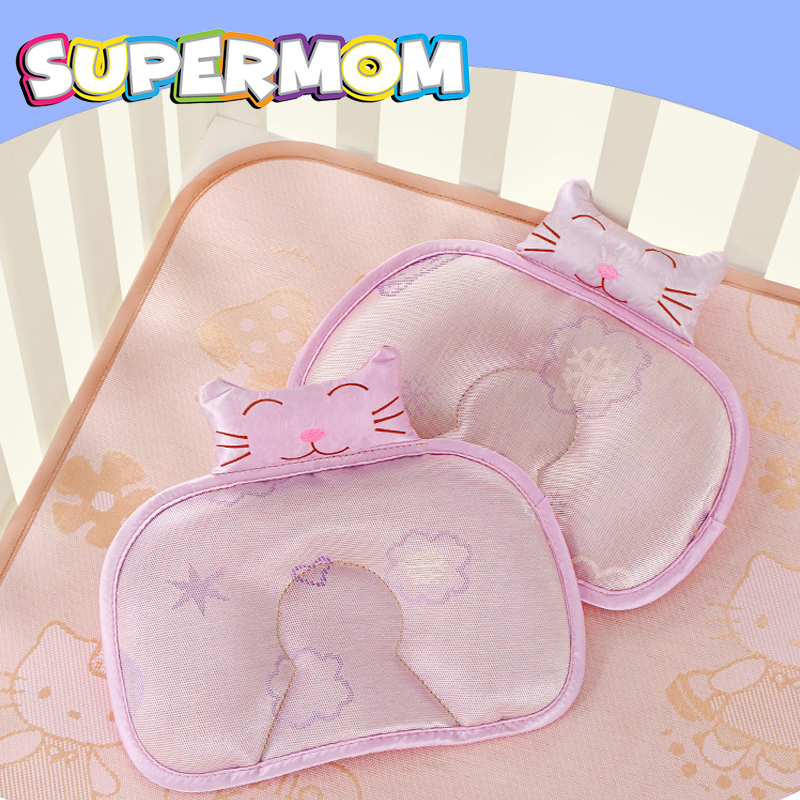 Baby Pillows Newborn Head Protection Cushion Infant Toddler Nursing Pillow Prevent Flat Head Baby Bedding Infant Feeding Cushion