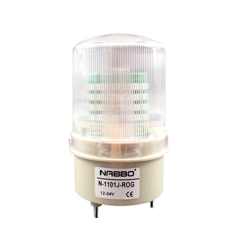 Strobe Signal Warning light N-1101-ROG 12V 24V Indicator light LED Lamp small Flashing Light Security Alarm IP30 цены