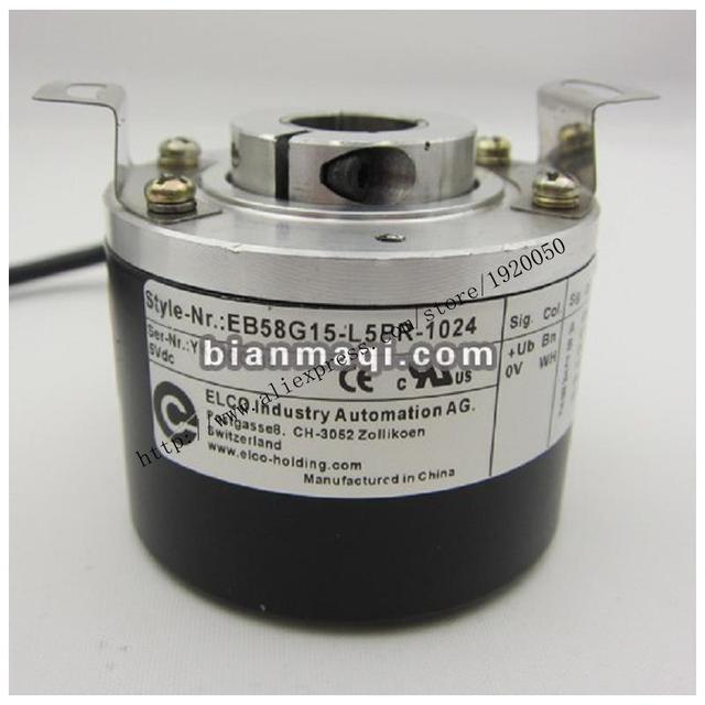 Shelf EB50W8-H4PR-512 Elco ELCO rotary encoder