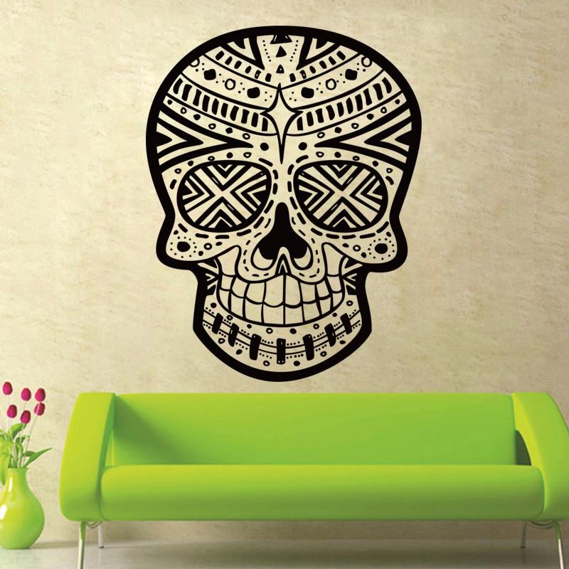 AWOO Cráneo Cráneo Del Punk Rock de La Personalidad Creativa ...