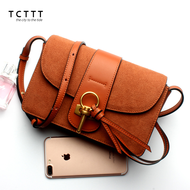 TCTTT Fashion women's shoulder bags mini Split leather crossbody Handbags High Quality Retro Female Messenger Bolsas Feminina 95 120usd popular high quality ba lovely retro fashion handbags messenger double back college bai le li 3 22