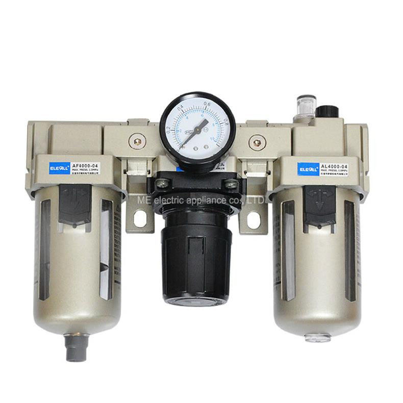 "Pneumatic Units F.R.L AC4000-04 1/2"" inch Pneumatic SMC Air Treatment"