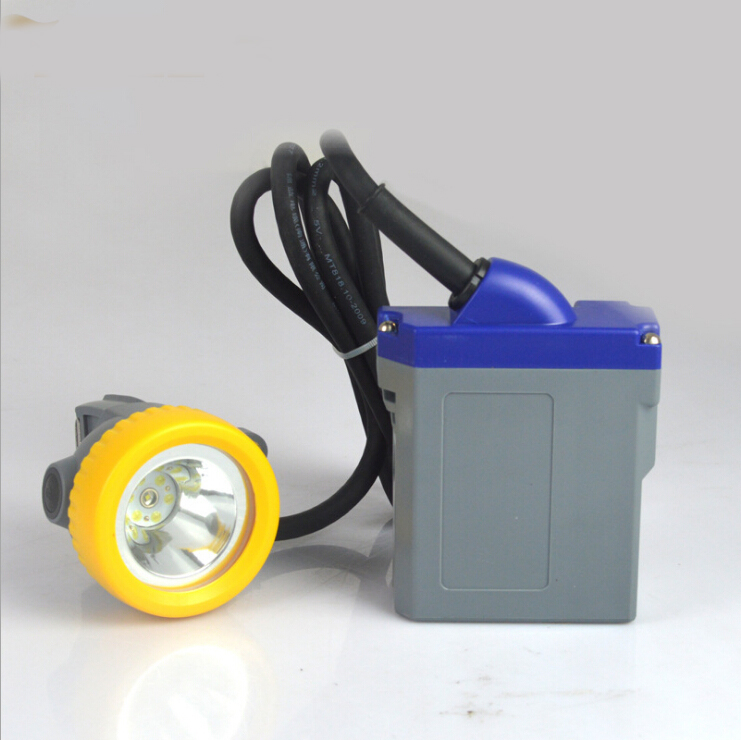 10000lux 3500 mAh CREE 3 W LED Li Ion Batterie Lampe D'extraction