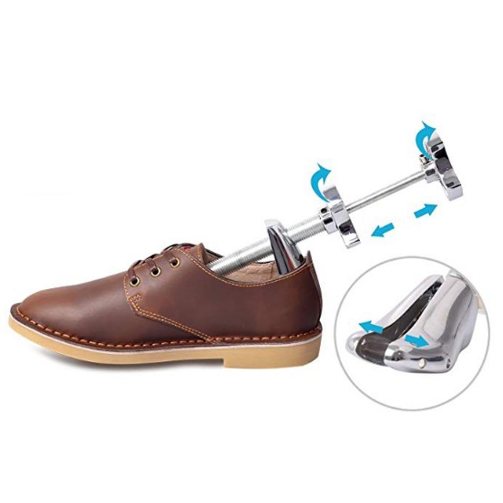 Women Mens Metal Shoe Tree Shoe Stretcher Stretch Width and Length Shoe Tree Size 35-45