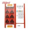 Gratis verzending hoge kwaliteit TCMT16T304-PM/TCMT16T308-PM 4225 4235 4325 carbide draaiwisselplaten cutter snijmes