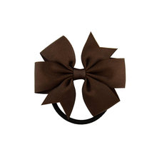 Elastic Bow Embellished Hairband