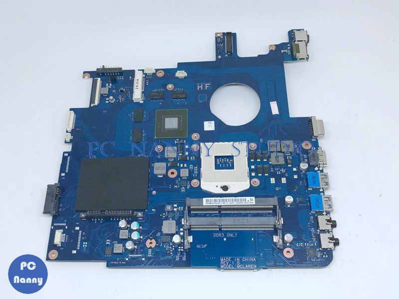 NOKOTION NP550P5C Samsung Laptop GT650M BA41-01898A for Np550/Np550p5c/550p7c/Laptop