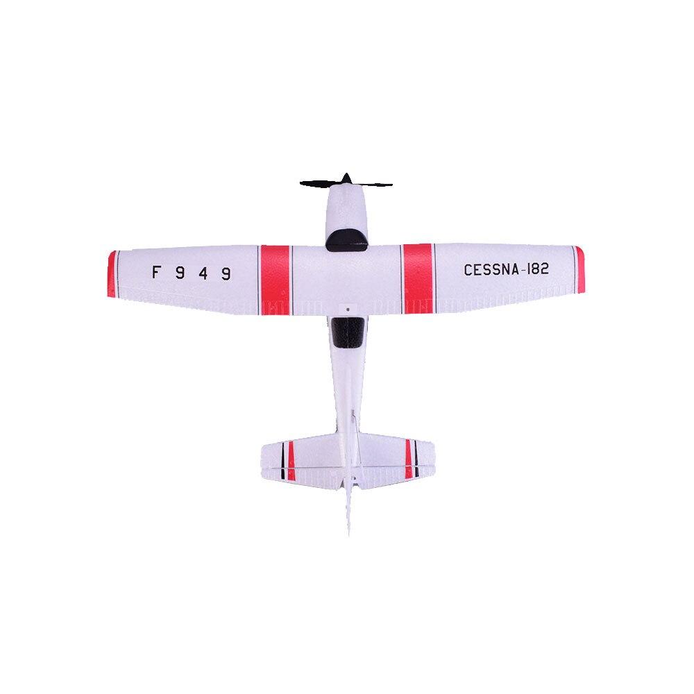 WLtoys F949 CESSNA 182 2.4G 3CH RC RTF avion Radio télécommande avion avion à voilure fixe jouets d'extérieur Drone-in Avions télécommandés from Jeux et loisirs    2