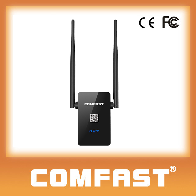 750M Wifi Repeater 802.11AC COMFAST Dual Band 2.4G/5.8G wifi Router Wi-fi Roteador Expander wifi CF-WR750AC-V2 ac wifi repeater wifi