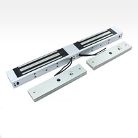 280KG  Double Door 5 Cord Magnetic  Electric Lock  For Door Access Control System