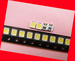 Image 4 - 200piece/lot for repair Konka Changhong Hisense LCD TV LED backlight SMD LEDs 3V 2835 Cold white light emitting diode