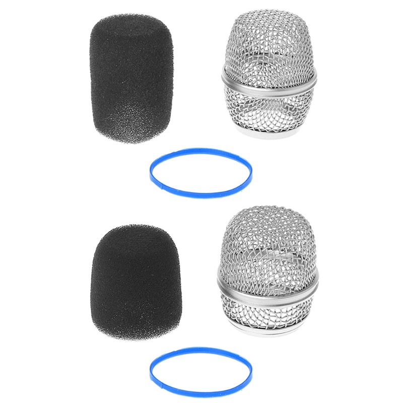 New Replacement Ball Head Mesh Microphone Grille Fits For Shure Beta57a/ Beta87a