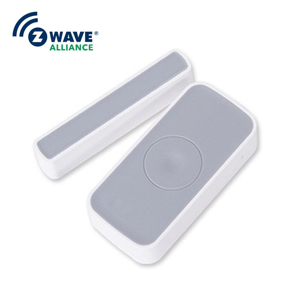 Système de maison intelligent de capteur de fenêtres et de portes de télécommande avec la domotique Zwave capteur de fenêtres et de portes