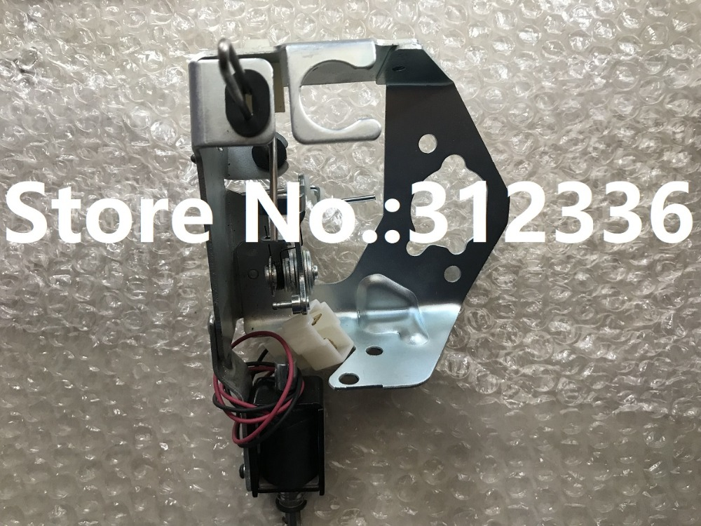 Free Shipping WJM 2637T automatic shock ATS gasoline generator Automatic throttle bracket carburetor damper regulating pump
