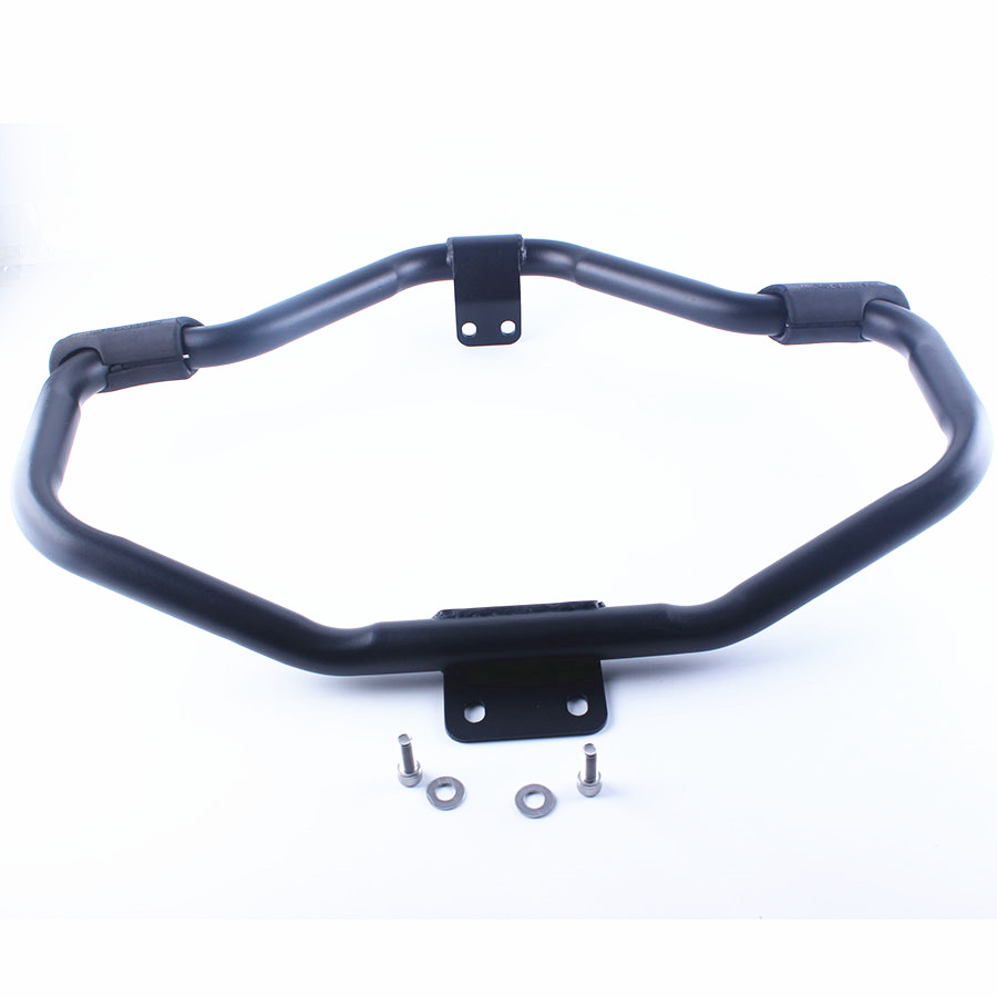 Moustache autoroute moteur garde Crash Bar pour Harley HD Sportster quarante-huit XL 1200 883 2004-2018 ron 883 2009-2018 48 XL