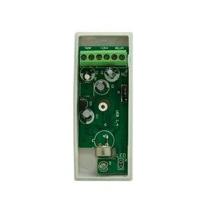 Image 5 - 4 PCS/Lot 461 Wired Passive Infrared Detector Mini Curtain PIR Motion Sensor For Home security Indoor Curtain burglar alarm