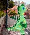 High Quality green dragon mascot fursuit pa Dinosaur Mascot Costume Carnival fancy Dress Adult Size Free Shipping pw