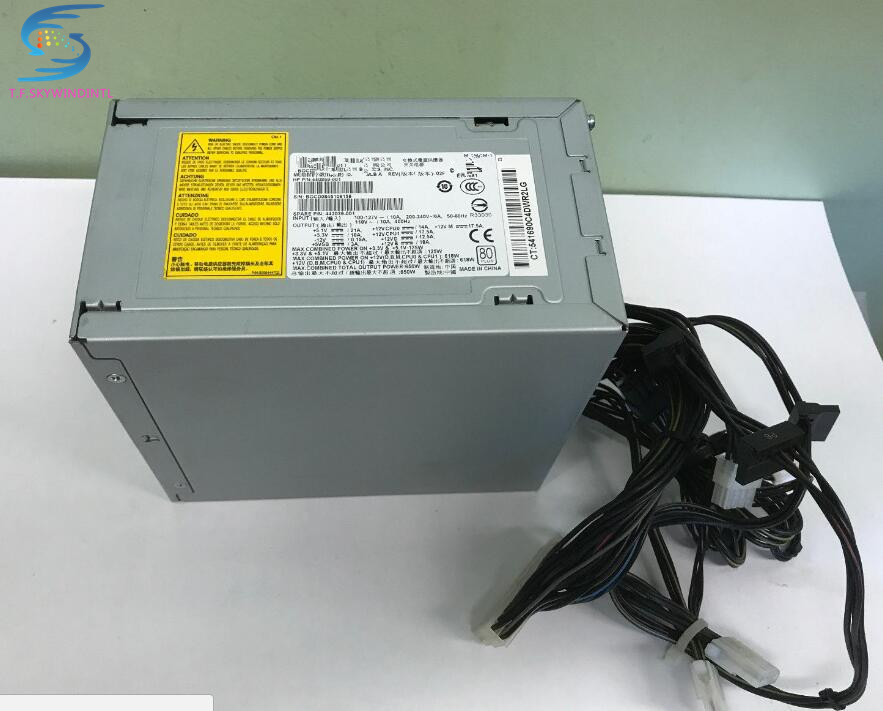 все цены на  free ship ,440859-001 XW6600 Workstation 650W Power Supply DPS-650LB A 442036-001  онлайн