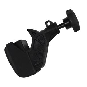 Image 3 - 1Pcs שחור 180x80x45mm פלסטיק אוניברסלי צמיג מחליף גלגל שינוי זרוק מרכז שפת כלי חרוז מהדק רכב צמיג תיקון כלים
