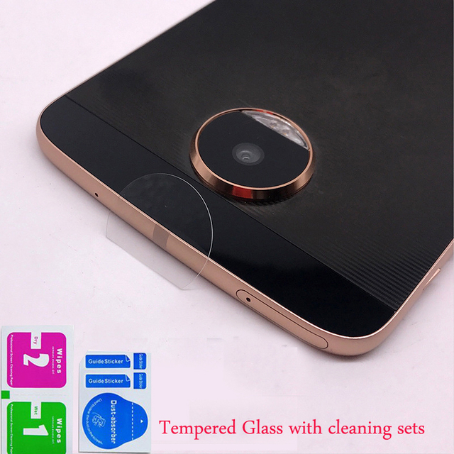 152264c671a For Motorola Moto Z Play Back Camera Lens Protector Tempered Glass Film For Moto  Z Force M Protective Protector Clear Guard