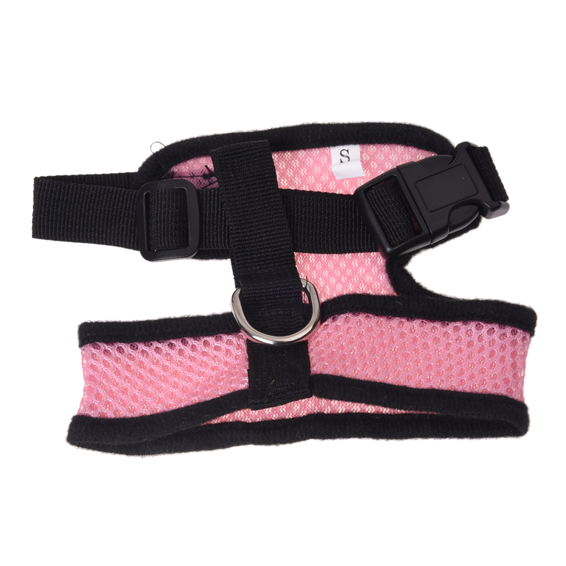 IALJ Top Harness vest leaves S Pink for cats dogs animals Pet