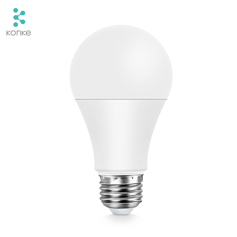 Image 5 - Smart Wifi Lamp E27 Timing Dimmable LED Light Bulbs Remote Control EU Standard Works with Alexa and Google Assistant-in Home Automation Modules from Consumer Electronics