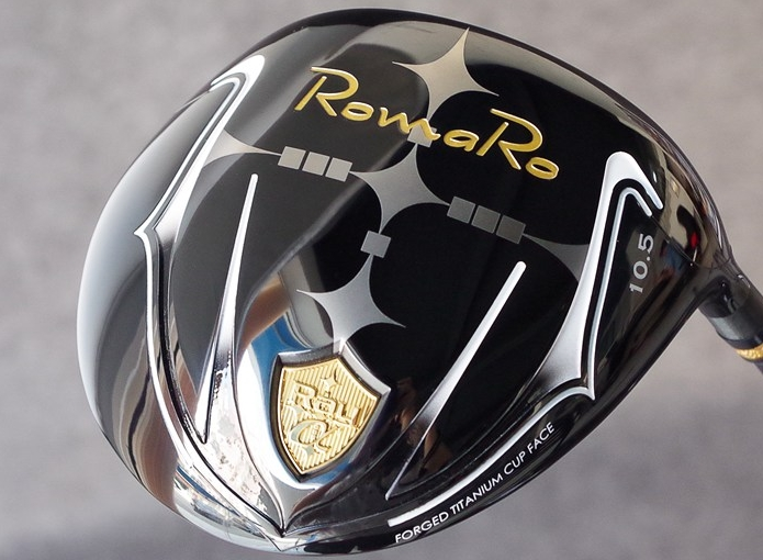 NEW RomaRo Ray-α  Golf Driver RomaRo Golf Clubs 9.5/10.5 Degrees  Golf Clubs Real Driver Head With Headcover