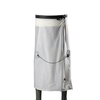 3F UL GEAR kolarstwo Camping piesze wycieczki spodnie przeciwdeszczowe lekka wodoodporna spódnica przeciwdeszczowa 65g tanie i dobre opinie 3000mm Szybkie automatyczne otwieranie Pojedynczy namiot 3f ul gear Rain Skirt Full Length Camping Hiking