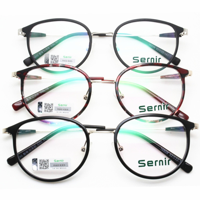 Fashion Ancient Ways Plain Glass Mirror Will Frame Glasses Frame Korea Thin Legs Exceed Light Tr 90 Myopia Spectacle Frame