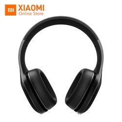 Original Xiaomi Wireless Mi Bluetooth  Headphones 4.1 Version Bluetooth Earphone aptX 40mm Dynamic PU Headset For Mobile Phone