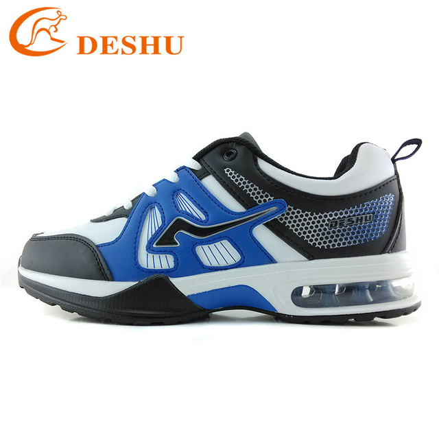 93245b00acea 2015 Real Pu Outdoor Lawn Zoom Air Men Breathable Zip American Kangaroo  Shoes New Winter Air Cushion Shock Outdoor Basketball