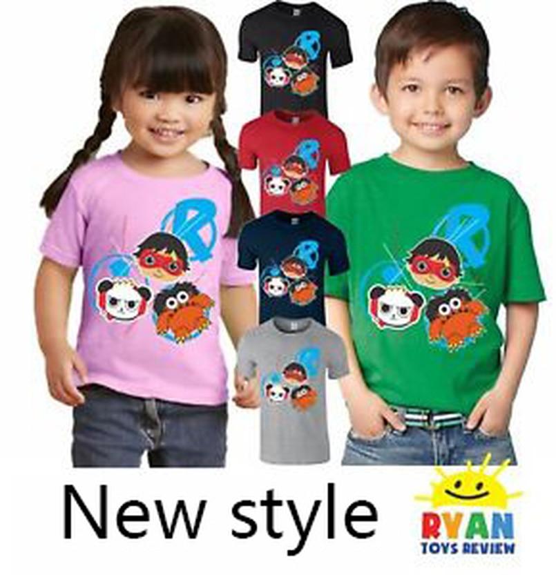 Kids Roblox Cartoon Boys Girls Christmas T Shirt Tshirt Xmas Game 7 To Enjoy High Reputation In The International Market Clothes, Shoes & Accessories